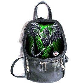 SheBlackDragon SheBlackDragon 3D lenticular Electric Dragon backpack