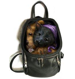 SheBlackDragon SheBlackDragon 3D lenticular Baby Bats backpack
