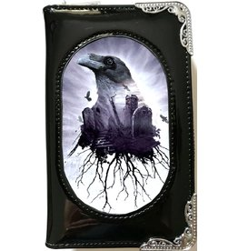 Alchemy Alchemy 3D lenticular purse Raven - The Seer