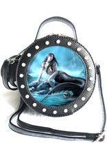 Anne Stokes Fantasy bags - Anne Stokes 3D lenticular Sirens Lamont side bag