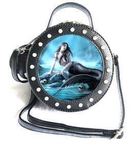 Anne Stokes Anne Stokes 3D lenticular Sirens Lamont side bag