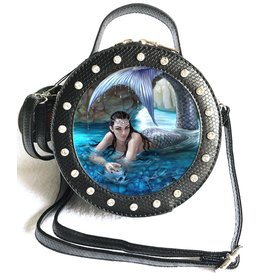 Anne Stokes Anne Stokes 3D lenticular Hidden Depths side bag