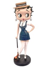 Betty Boop Betty Boop Collectables - Betty Boop Hockey