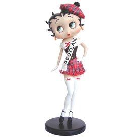 Betty Boop Betty Boop Miss Scotland
