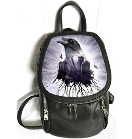 Alchemy Alchemy  lenticular backpack The Seer (Raven)