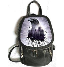 Alchemy  lenticular backpack The Seer (Raven)