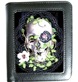 Alchemy Alchemy 3D wallet La VIe De La Mort