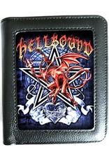 Alchemy 3D wallets - Alchemy 3d lenticular wallet Hellbound