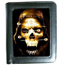 Alchemy 3D lenticular wallet Death Fetish