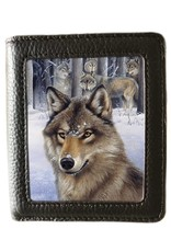 Caszmy 3D lentikular wallets and purses - 3D  lanticular wallet Wolf Pack Caszmy Collection