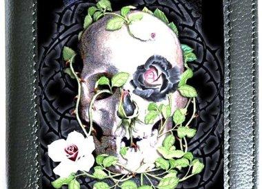 Gothic portemonnees