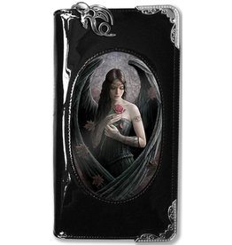 Anne Stokes Anne Stokes 3D lenticular purse Angel Rose