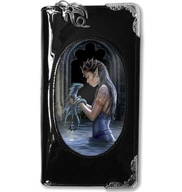 Anne Stokes Anne Stokes 3D lenticular purse Water Dragon