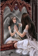 Anne Stokes Fantasy tassen en portemonnees - Anne Stokes 3D portemonnee Magic Mirror