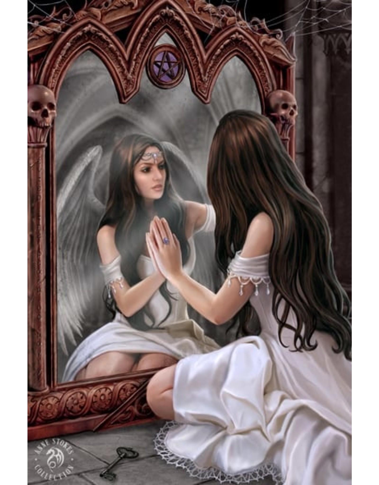 Anne Stokes Fantasy Bags en wallets - Anne Stokes 3D lenticular purse Magic Mirror