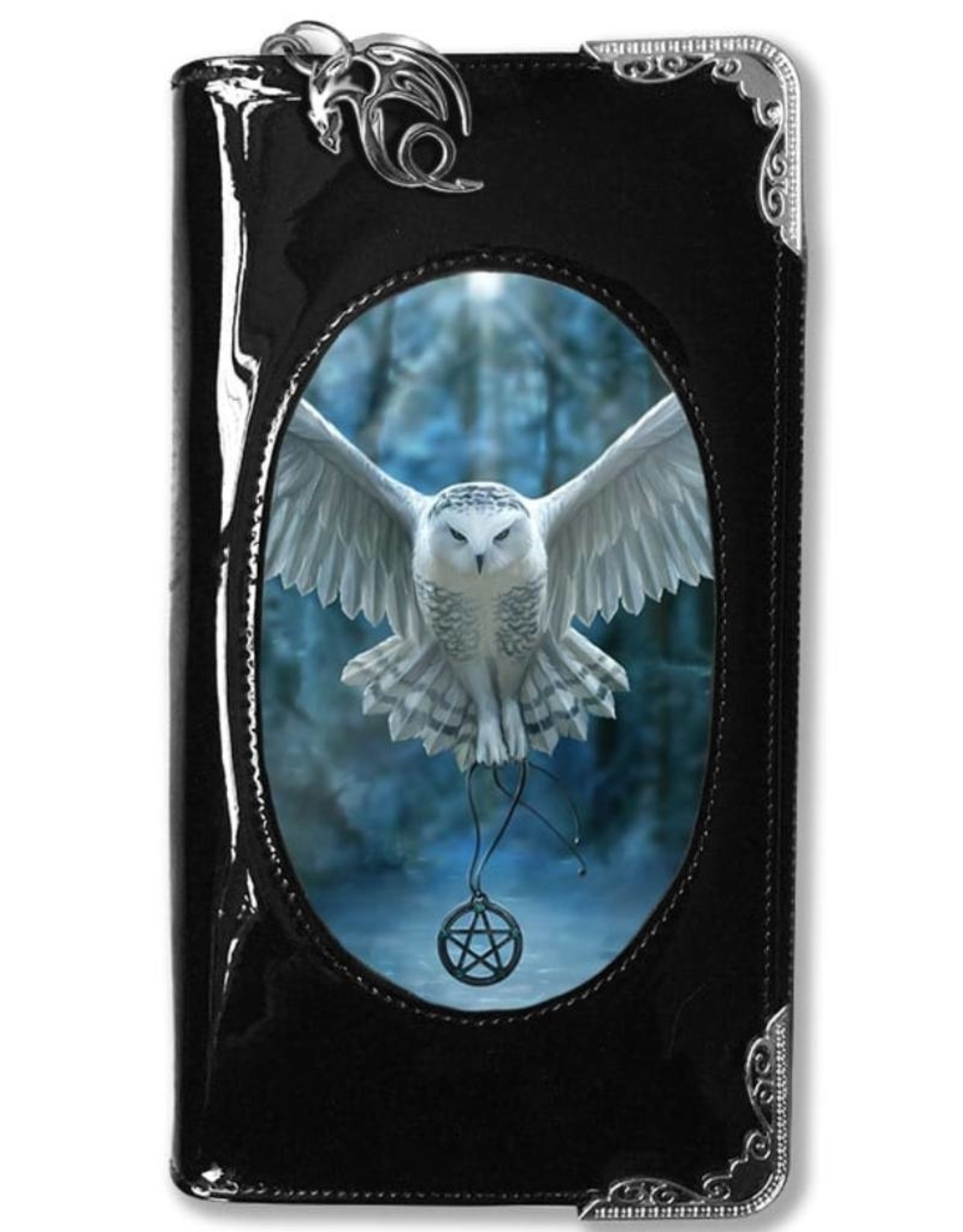 Anne Stokes Fantasy bags and wallets - Anne Stokes 3D lenticular purse  Awaken Your Magic