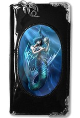 Anne Stokes Gothic wallets and purses - Anne Stokes 3D lenticular purse Sailors Ruin