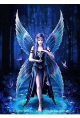 Anne Stokes Fantasy bags and wallets - Anne Stokes 3D lenticular purse Enchantment