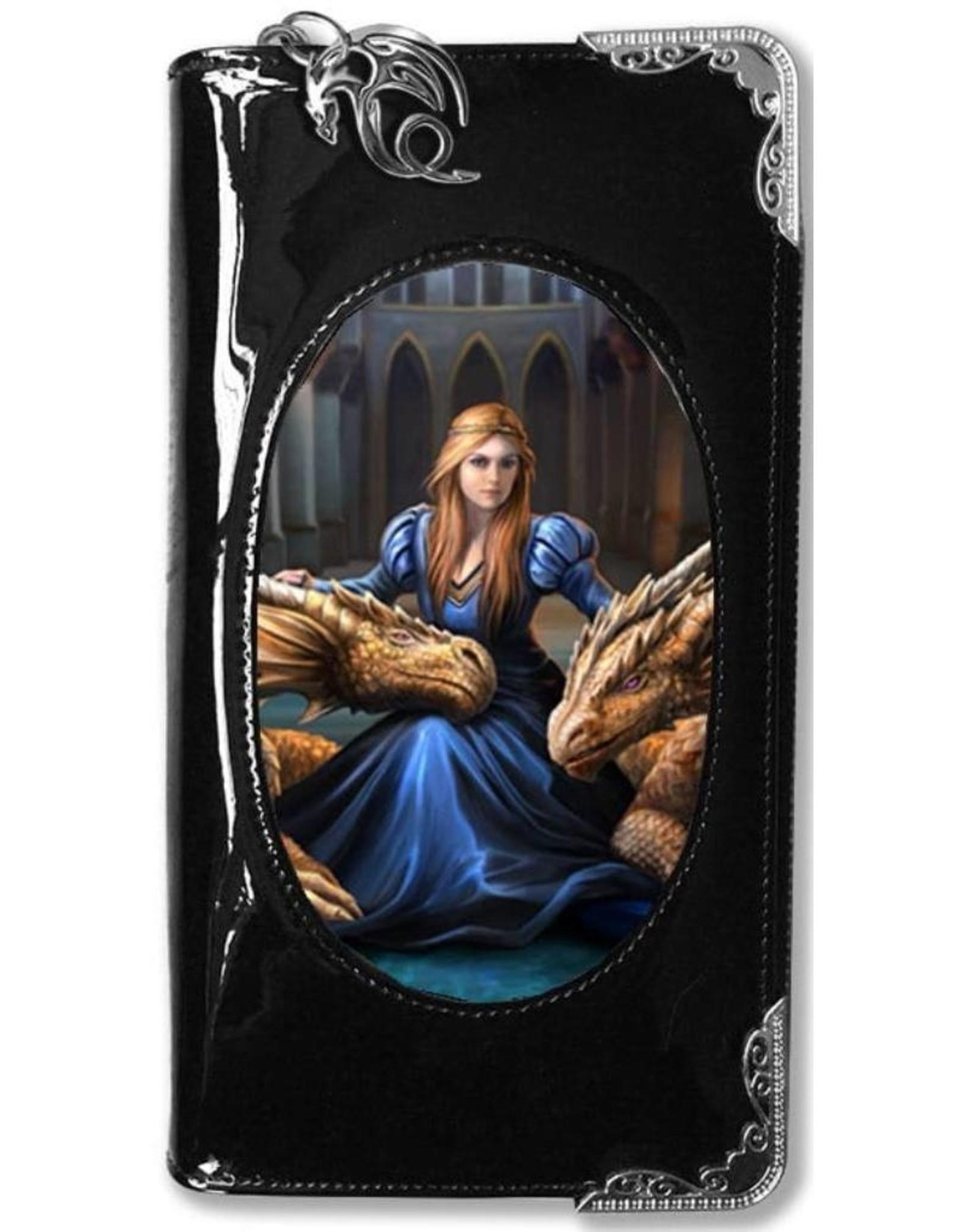 Anne Stokes Fantasy tassen en portemonnees - Anne Stokes 3D portemonnee Fierce Loyalty
