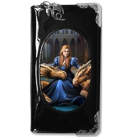 Anne Stokes Anne Stokes 3D lenticular purse Fierce Loyalty