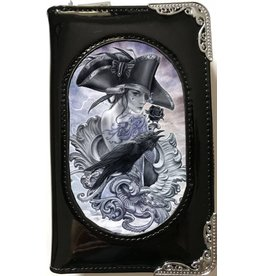 Anne Stokes Alchemy 3D lenticular purse  Stormcrow
