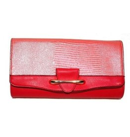 Best Access Best Acces Clutch Avondtas Rood