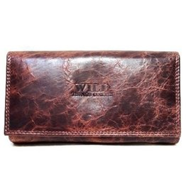 Wild Thing Leather Wallet Wild Thing D01C