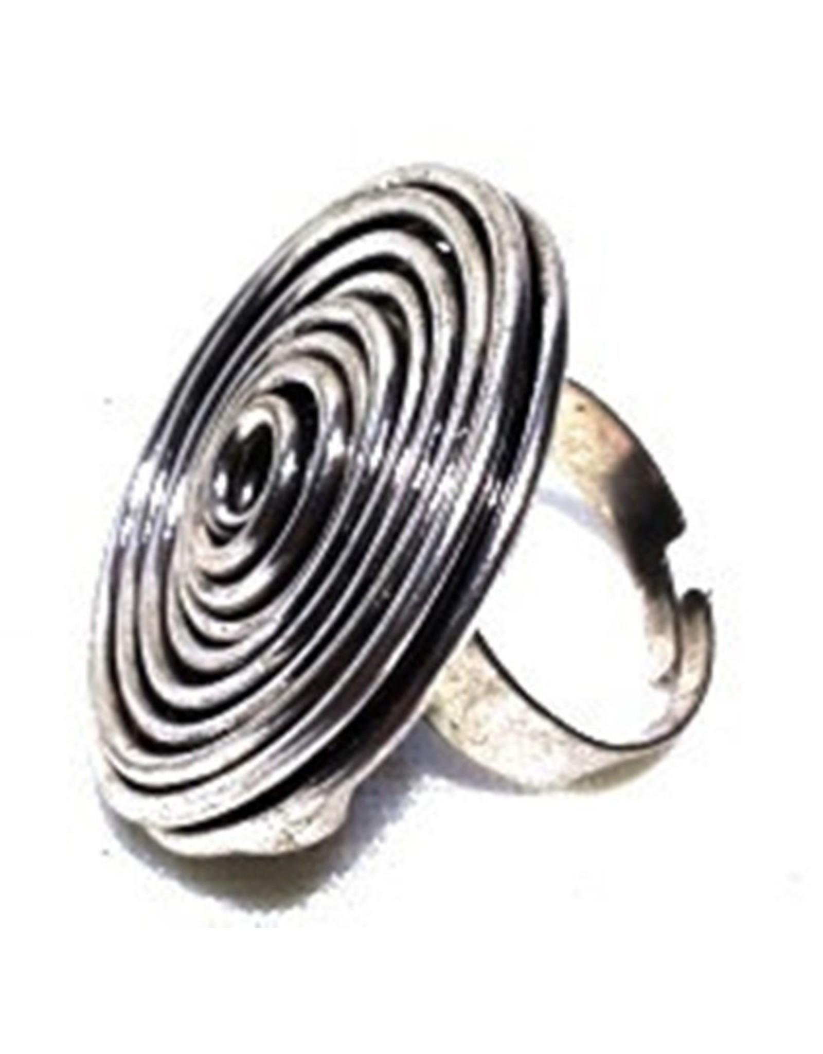Fantasy en Spirituele Accessoires - Fantasy Ring Spiritual circle