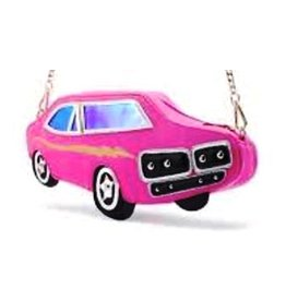 Fantasy bag Musclecar Pink