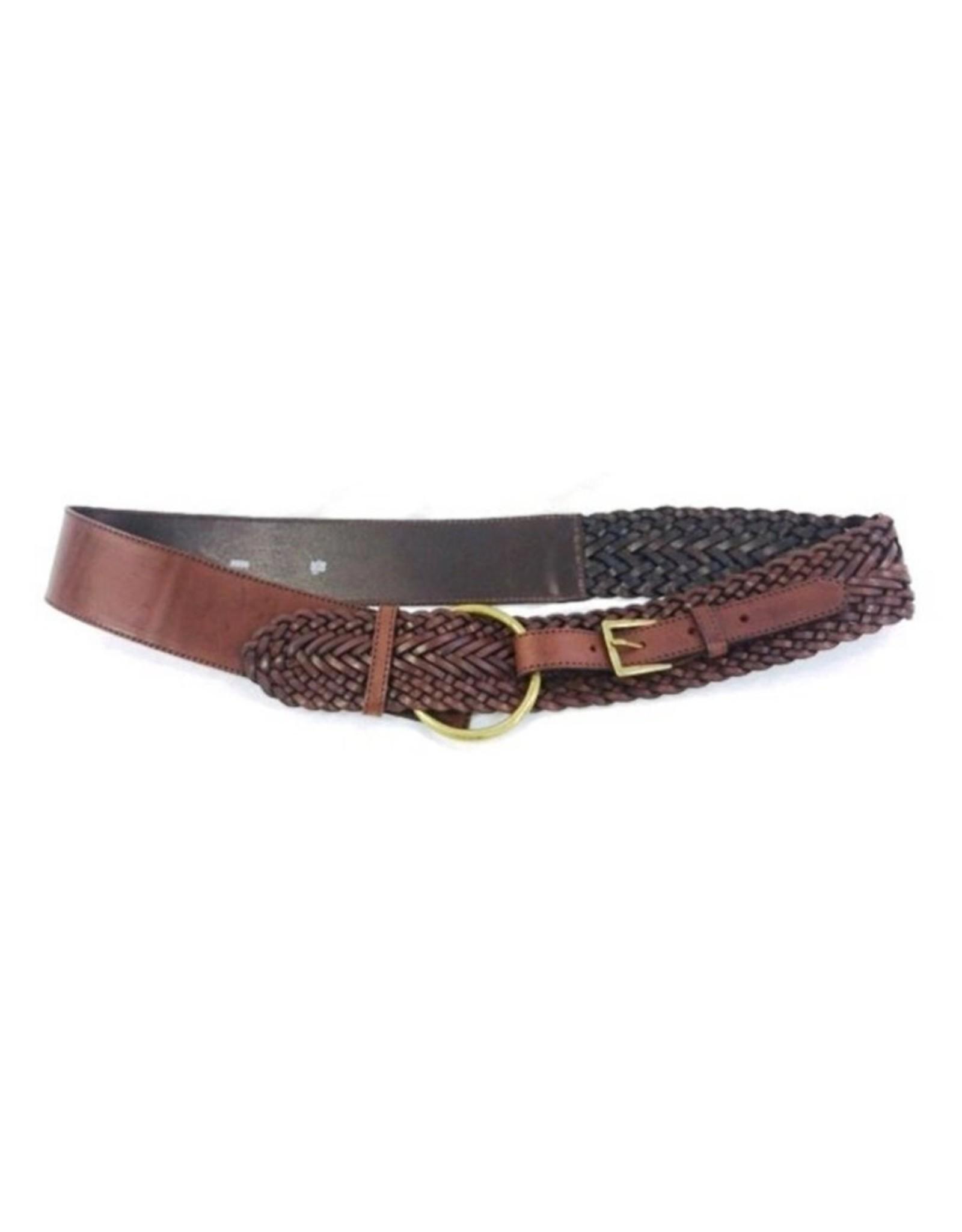 Hepco Leather belts - Hepco Leather Belt 8866b