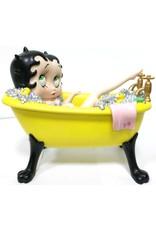 Betty Boop Betty Boop Collectables - Betty Boop in Yellow Bath Tub Limited edition