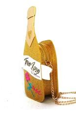 Magic Bags Fantasy tassen en portemonnees - Fantasy tas Champagne Fles