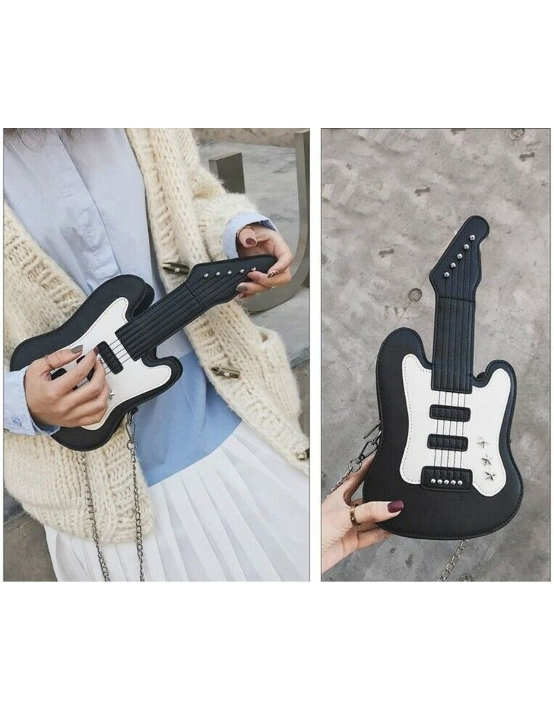 Magic Bags Fantasy bags and wallets - Fantasy bag Guitar