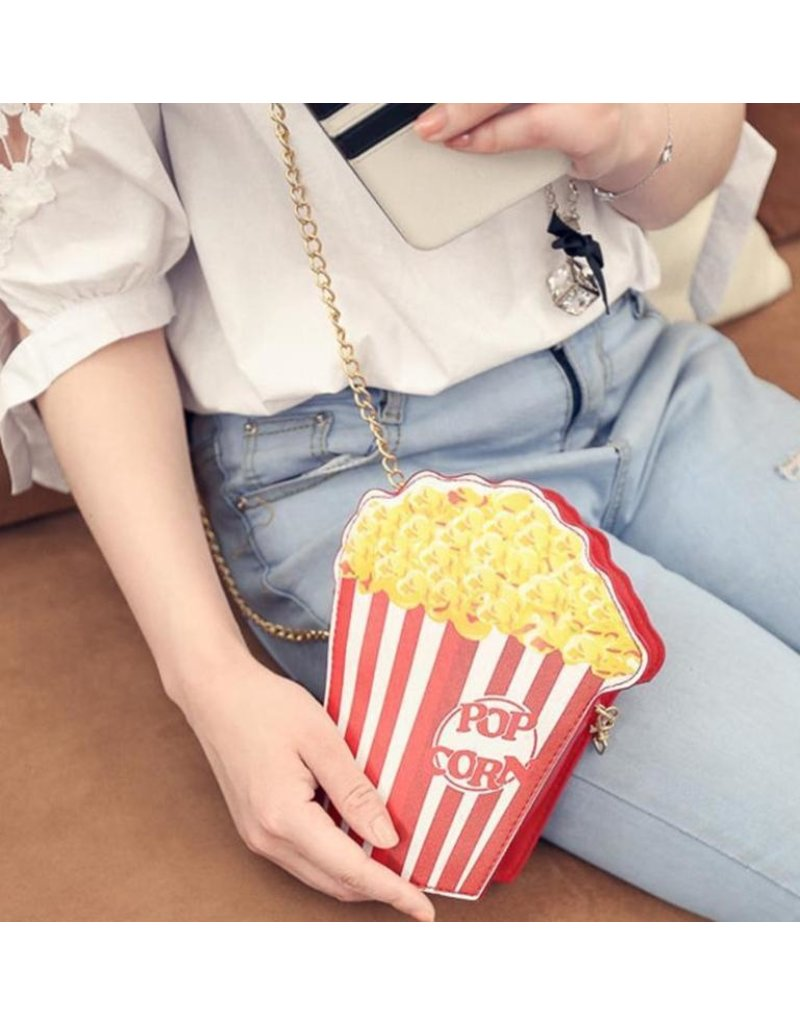 Magic Bags Fantasy bags and wallets - Fantasy bag Popcorn bag