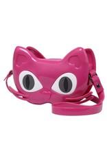 Magic Bags Fantasy tassen en portemonnees - Fantasy tas Kattenkop (silicone)