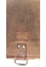 Hunters Leren schoudertassen - Hunters Leren Jagerstas met holster omslag