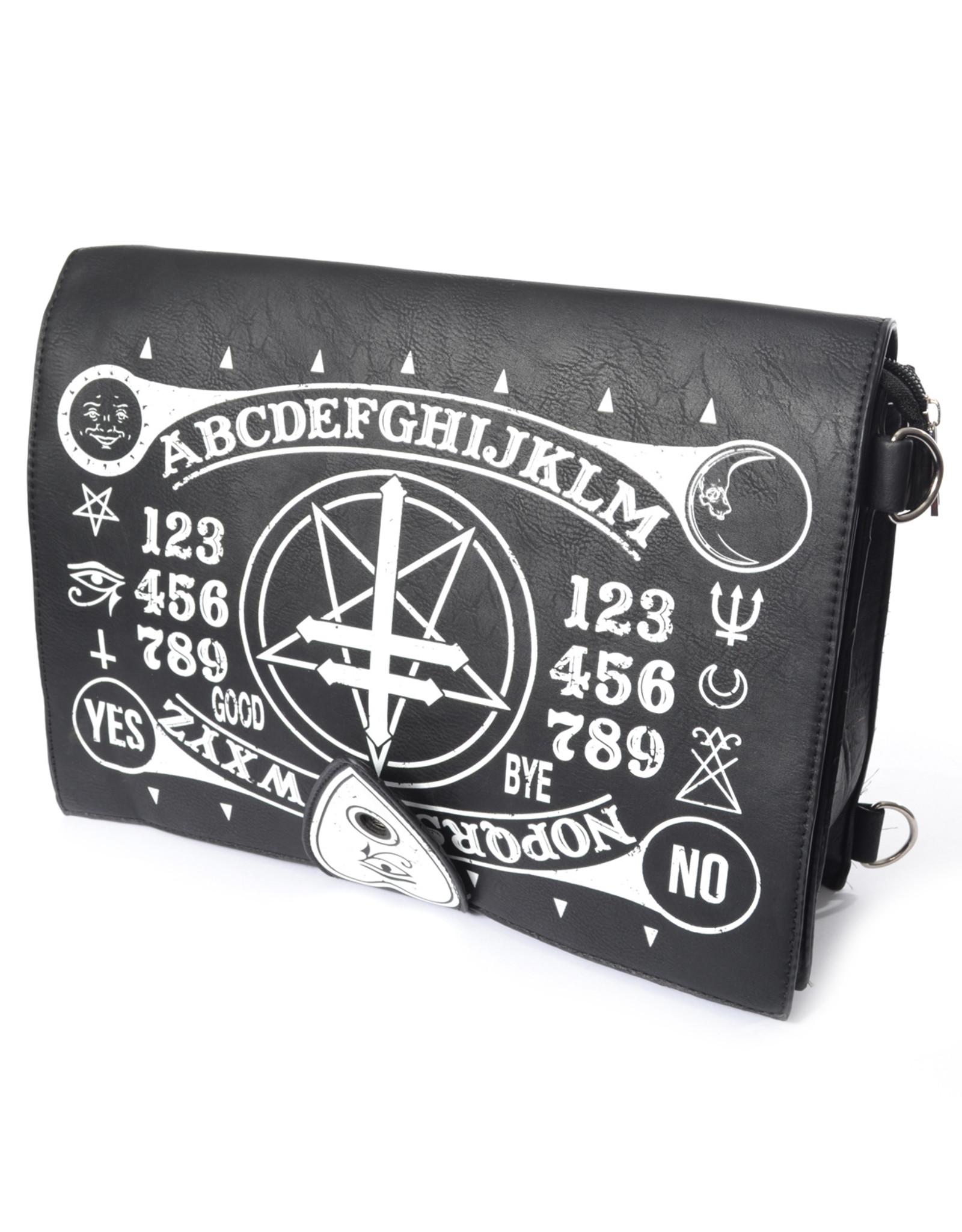 Poizen Industries Gothic tassen Steampunk tassen -  Poizen Industries Cult tas Ouija Board