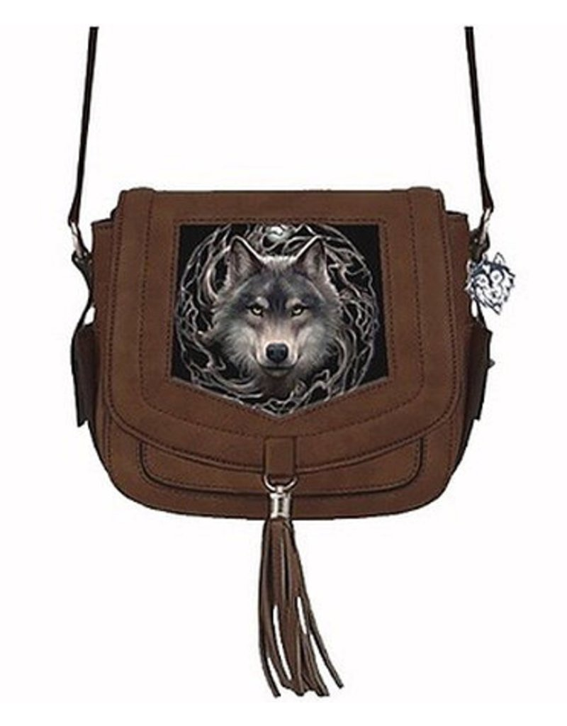 Anne Stokes Fantasy bags and wallets - Anne Stokes 3D shoulder bag Night Forest
