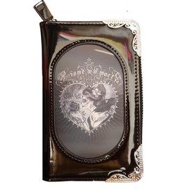 Alchemy Alchemy 3D lentuicular  purse Perfume De La Mort