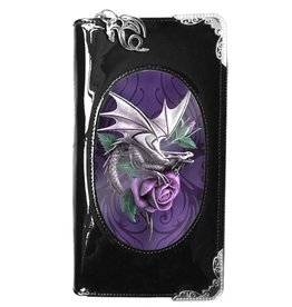 Anne Stokes Anne Stokes 3D lenticular purse Dragon Beauty