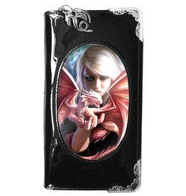 Anne Stokes Anne Stokes 3D lenticular purse Dragonkin