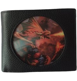 Anne Stokes Anne Stokes 3D lenticular wallet Fire Dragon (Age of Dragons)