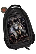 Anne Stokes Gothic bags Steampunk bags - Anne Stokes 3D lenticular backpack Soul Bond (Gothic Collection)