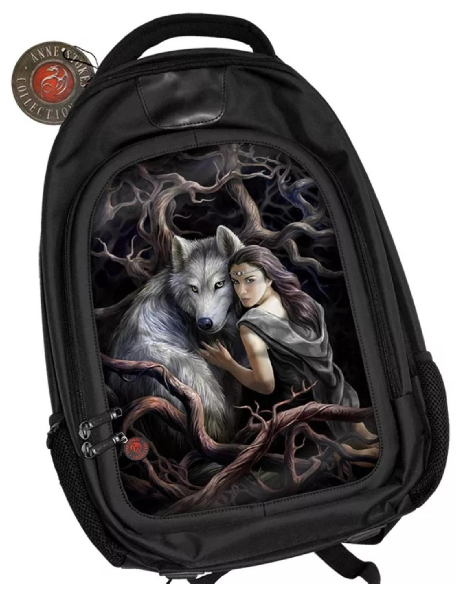 Anne Stokes Gothic tassen Steampunk tassen -  Anne Stokes 3D rugzak Soul Bond (Gothic Collectie)