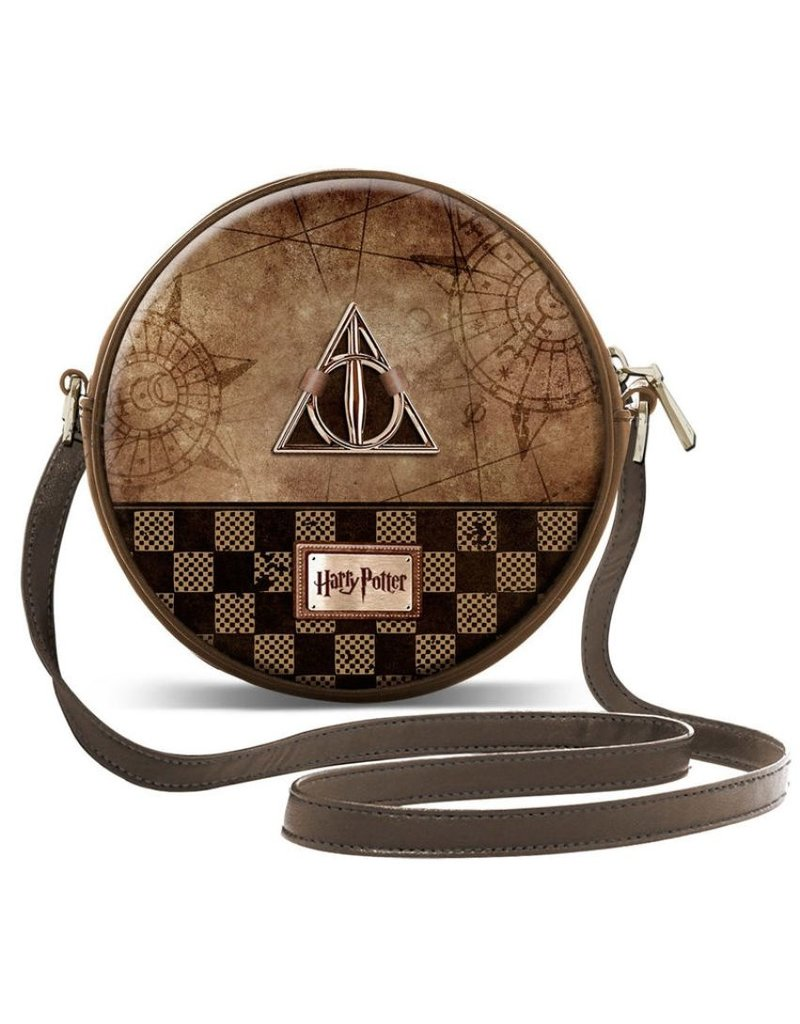 Karactermania Fantasy bags and wallets - Harry Potter The Deathly Hallows round bag