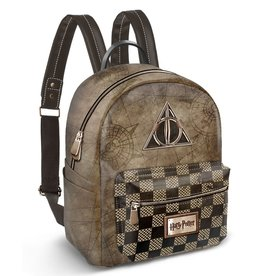Karactermania Harry Potter The Deathly Hallows Backpack