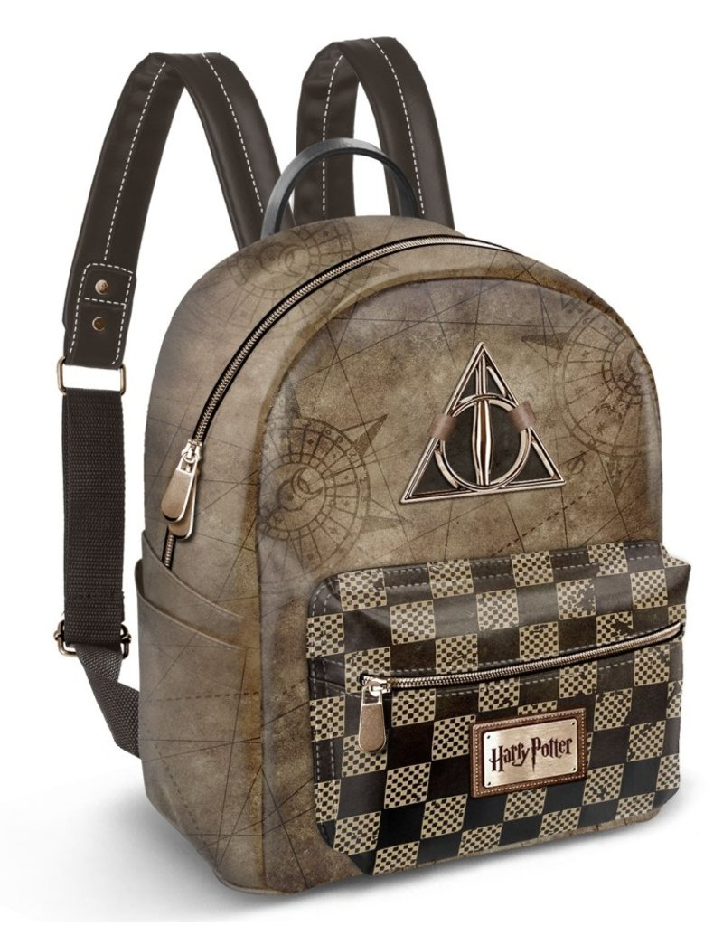 Karactermania Fantasy bags and wallets - Harry Potter The Deathly Hallows Backpack