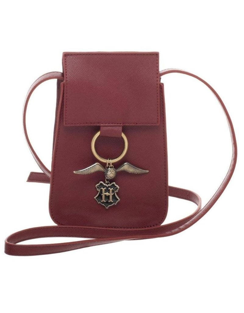 Bioworld Fantasy bags and wallets - Harry Potter Golden Snitch crossbody bag