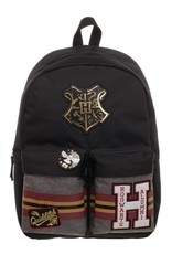 Harry Potter Harry Potter bags -Harry Potter Hogwarts backpack  with Applications