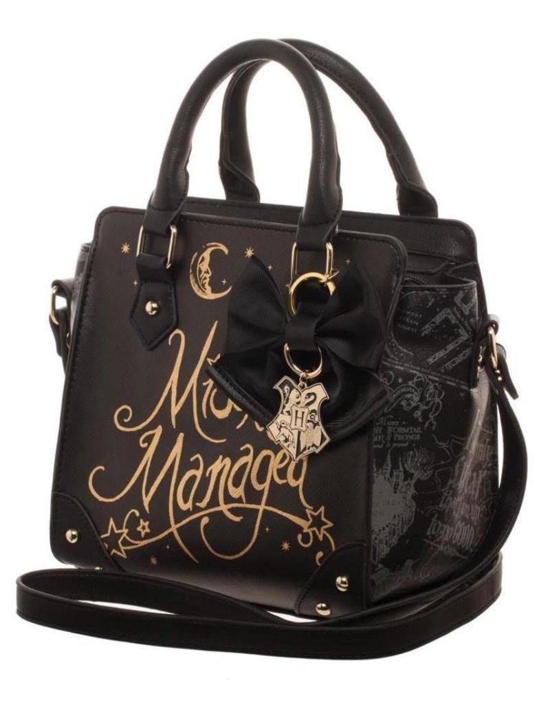 Bioworld Fantasy bags and wallets - Harry Potter Mischief Managed Handbag